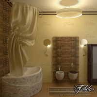 Bathroom 61 3D Model