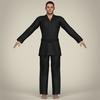 05 09 26 276 realistic male karate master 08 4