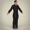 05 09 33 800 realistic male karate master 13 4