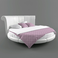 Bed KENT letto 3D Model