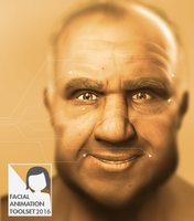 Facial Animation Toolset 2016 for Maya 1.0.7 (maya plugin)