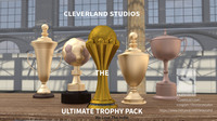Free 29 Free 3D Trophy Models in OBJ & FBX Formats 3D Model