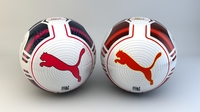 Puma Evopower 1 Statement ball 3D Model