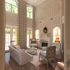 Living room 33 3D Model