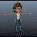 Little Monkey Animation Rig 2.0.0 for Maya