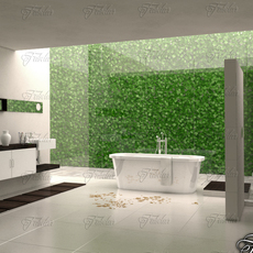 Bathroom 64 3D Model