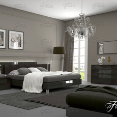 Bedroom 11 3D Model