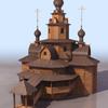 khram 3D Model