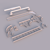 cable tray 3D Model