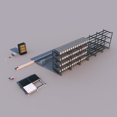 Electric  Equipment 3D Model
