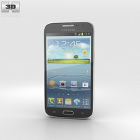 Samsung Galaxy Win Titan Gray 3D Model