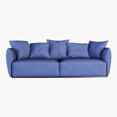 Sofa Blow 3D Model