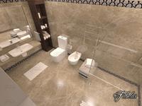 Bathroom 68 3D Model