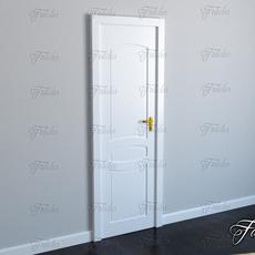 Door 01 3D Model