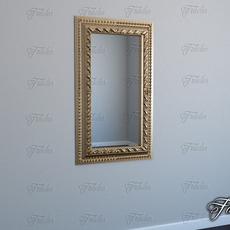 Mirror 01 3D Model