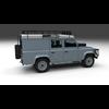 06 11 02 928 land rover defender 110 utility wagon full 0026 4