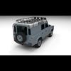 06 11 06 455 land rover defender 110 utility wagon full 0058 4
