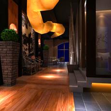 Corridor 088 3D Model