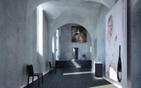 Corridor 083 3D Model