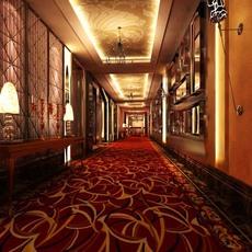 Corridor 086 3D Model