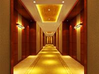 Corridor 089 3D Model