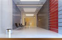 Corridor 091 3D Model