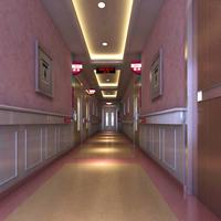 Corridor 094 3D Model