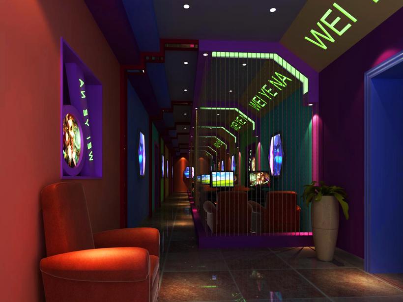 Corridor 097 3D Model