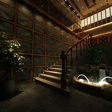 Corridor 096 3D Model