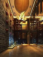 Corridor 101 3D Model
