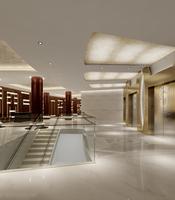 Corridor 103 3D Model