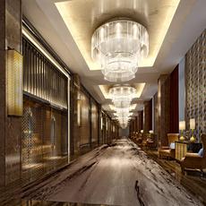 Corridor 106 3D Model