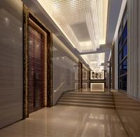Corridor 108 3D Model