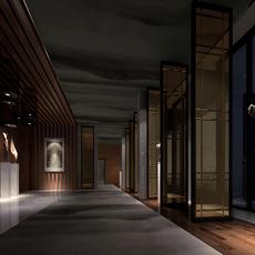 Corridor 112 3D Model
