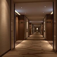 Corridor 113 3D Model