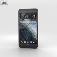 HTC Desire 816 Black 3D Model