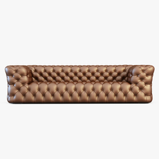 Sofa capito 3D Model