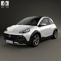 Opel Adam Rocks concept 2013 3D Model