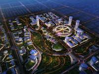 City Planning 073 3D Model