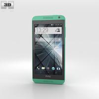 HTC Desire 610 Green 3D Model