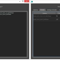 Multi Camera Batch Renderer for Maya 1.0.2 (maya script)