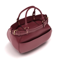 Ladies Hand Bag 03 3D Model