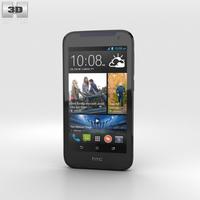 HTC Desire 310 Blue 3D Model