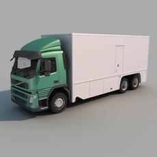 volvo fm 3D Model
