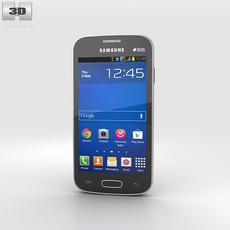 Samsung Galaxy Star Pro Black 3D Model