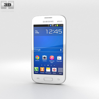 Samsung Galaxy Star Pro White 3D Model