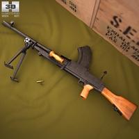 Bren Mk2 3D Model