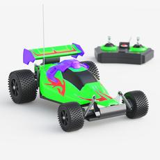 Car Racing 3D Model