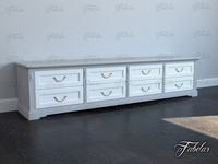 Dresser 02 3D Model
