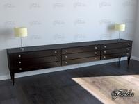 Dresser 03 3D Model
